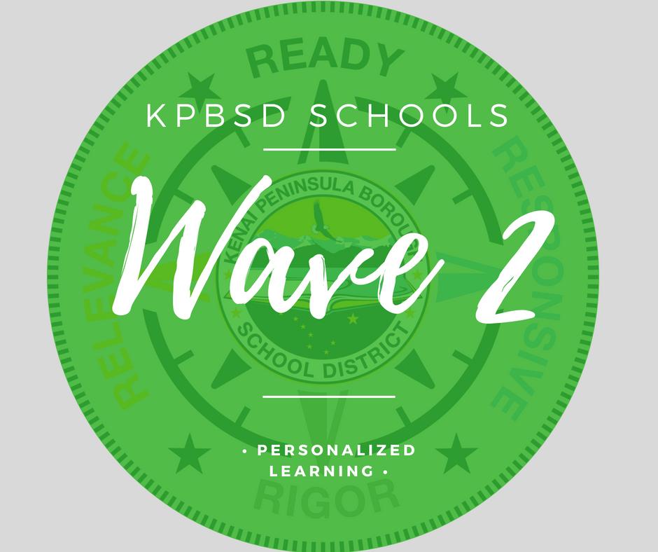 Wave 2 Begins their Journey…